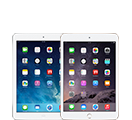 iPad mini 2 and 3