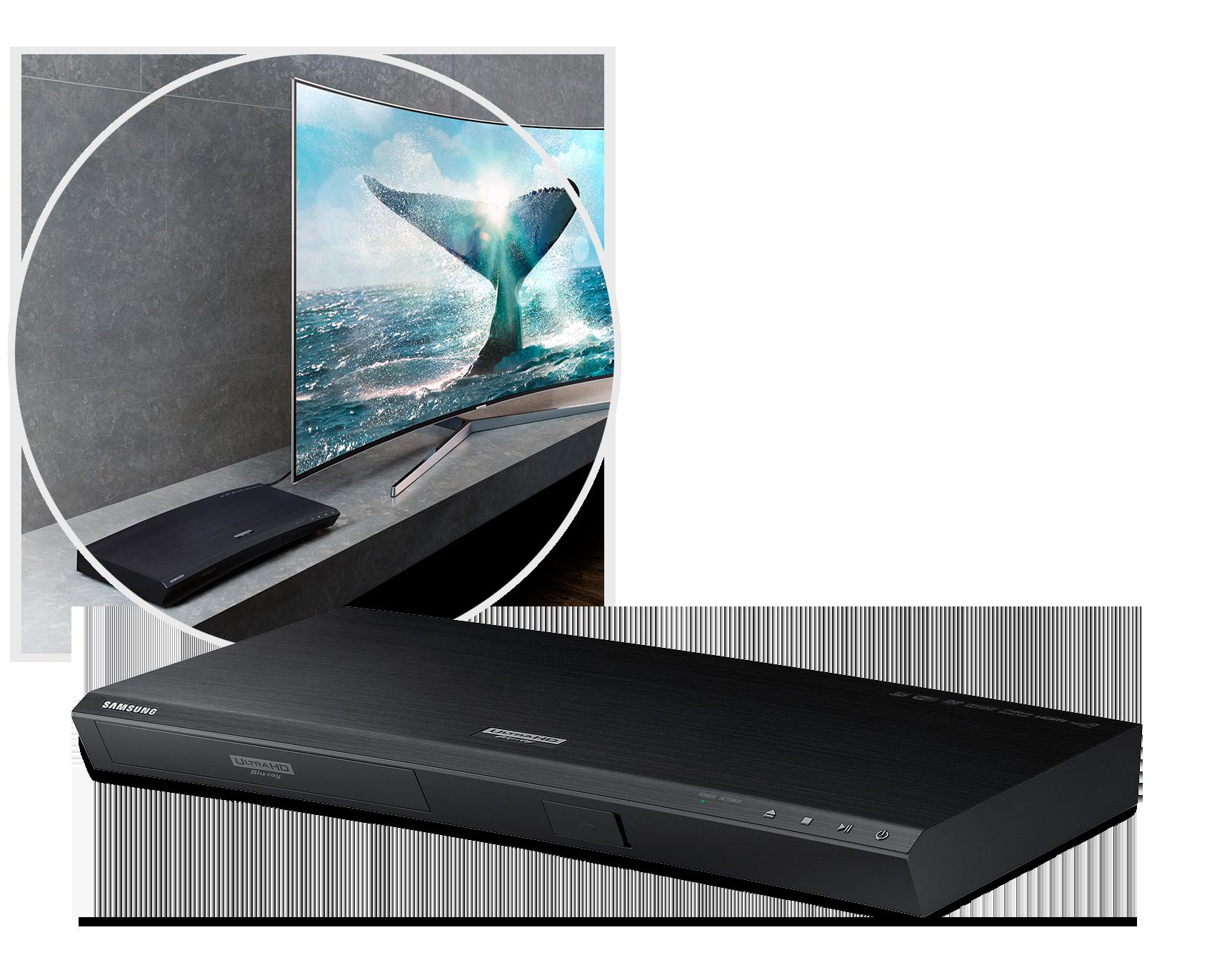 Samsung 4K TV
