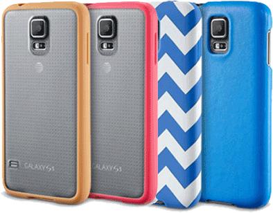 Insignia phone cases.