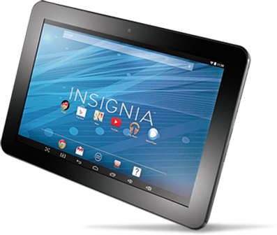 Insignia tablet.