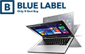 Blue Label laptop