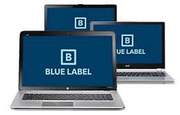 Blue Label Laptops