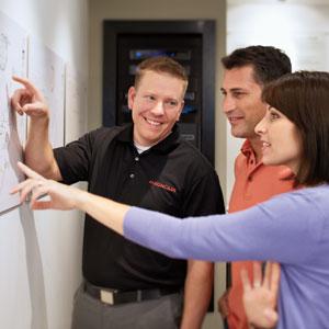 Magnolia Design Center system designer