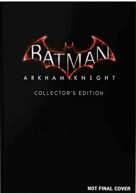 Batman: Arkham Knight - Collector's Edition Strategy Guide