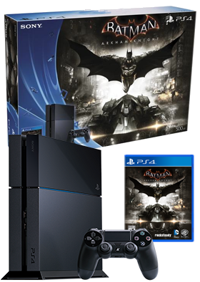 Batman: Arkham Knight - Batman: Arkham Knight Bundle