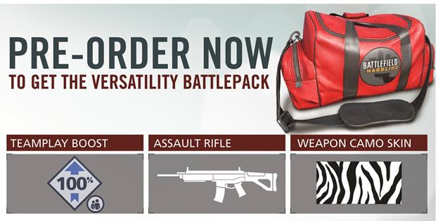 Versatility Battlepack