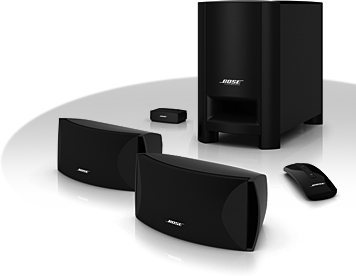 Bose CineMate Series II Digital Home Theater Speaker System.