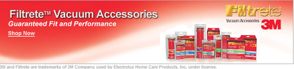 Filtrete Vacuum Accessories