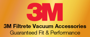 3M Filtrete Vacuum Accessories. Guaranteed Fit and Performance