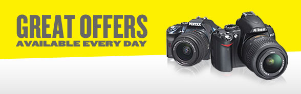Great Offers Available Every Day