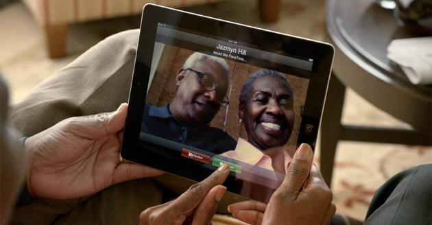 iPad2 Facetime