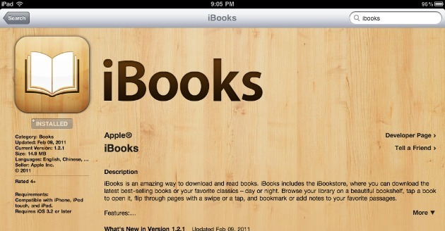 How to download books on your iPad using iBooks