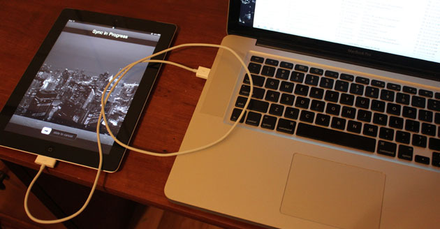How to copy music to your iPad