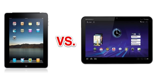 Apple iPad 2 vs. Motorola Xoom: Which is 2011's must-have tablet?