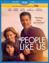 People Like Us (2 Disc) (W/Dvd) - Widescreen - Blu-ray Disc