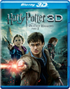 Harry Potter & Deathly Hallows Part 2 (3-D) - DVD