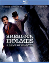 Sherlock Holmes: Game Of Shadows - Blu-ray Disc