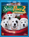 Santa Paws 2: The Santa Pups - Widescreen - Blu-ray Disc