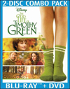 Odd Life Of Timothy Green (W/Dvd) - Widescreen Dubbed - Blu-ray Disc