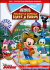 Mickey Mouse Clubhouse: Mickey & Donald Have Farm - DVD