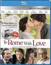 To Rome With Love - Widescreen AC3 Dolby - Blu-ray Disc