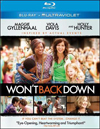 Won'T Back Down - Widescreen AC3 Dolby - Blu-ray Disc