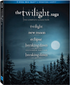 Twilight Saga: The Complete Collection - with Best Buy Exclusive Packaging. - Blu-ray Disc