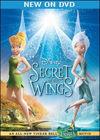 Secret of the Wings - Widescreen - DVD