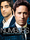 Numb3rs: The Complete Second Season [6 Discs] - Widescreen AC3 - DVD