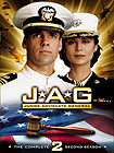 JAG: The Complete Second Season [4 Discs] - Fullscreen AC3 Dolby - DVD