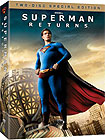 Superman Returns DVD w/Comic Book