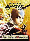 Avatar - The Last Airbender: Book 2 - Earth, Vol. 1 - Fullscreen Dolby - DVD