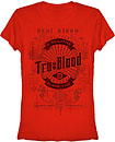 True Blood Merlotte'S Women'S M T-Shirt Gwp - DVD