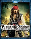 Pirates of the Caribbean: On Stranger Tides - Blu-ray Disc