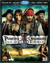 Pirates of the Caribbean: On Stranger Tides - Blu-ray 3D