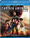 Captain America: The First Avenger - Blu-ray Disc
