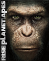 Rise of the Planet of the Apes - Blu-ray Disc