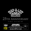 Rap-A-Lot 25th Anniversary - Various CD+DVD - CD