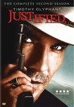 Justified: The Complete Second Season [3 Discs] - Widescreen Box AC3 Dolby - DVD
