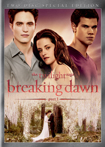 The Twilight Saga: Breaking Dawn - Part 1 - Widescreen Special - DVD