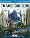 Transformers: Dark of the Moon - Blu-ray 3D