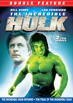 Incredible Hulk Returns/The Trial of the Incredible Hulk - DVD