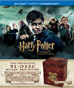 Harry Potter Wizard's Collection [31 Discs] [Includes Digital Copy] [UltraViolet] [Blu-ray/DVD] - Blu-ray Disc