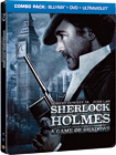 Sherlock Holmes: Game Of Shadows (Best Buy Exclusive) - Blu-ray Disc