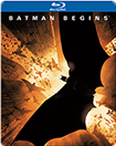 Batman Begins (Best Buy Exclusive Steelbook with Sneak Peek at Dark Knight Reborn) - Blu-ray Disc