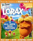 Dr Seuss The Lorax (W/Dvd) (Uvdc) (Wbr) (Widescreen) (Subtitle) - Widescreen Subtitle - Blu-ray Disc