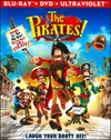 Pirates Band Of Misfits (2 Disc) (W/Dvd) - Widescreen - Blu-ray Disc