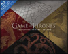 Game of Thrones: The Complete First Season Premium Edition Gift Box [8 Discs] [Blu-ray/DVD] - Blu-ray Disc
