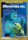 Monsters Inc (2 Disc) - Collector's 3 Pack AC3 Dolby - DVD