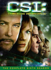 CSI: Crime Scene Investigation - The Complete Sixth Season [7 Discs] - Widescreen AC3 Dolby - DVD